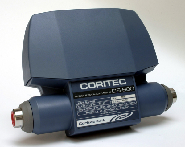 DS-600 Coriolis Mass Flow Meter